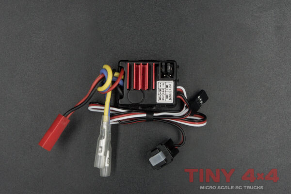 Brushed 2S Micro Crawler ESC