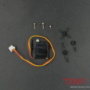 AS0017 Orlandoo 1.7g Low Voltage Micro Servo