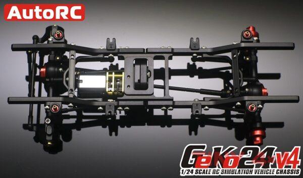 Geko24 GK-24 v4 Chassis Set