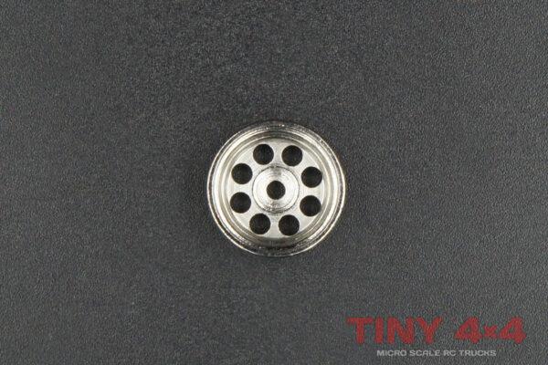 8 Hole Single Steel Wheel