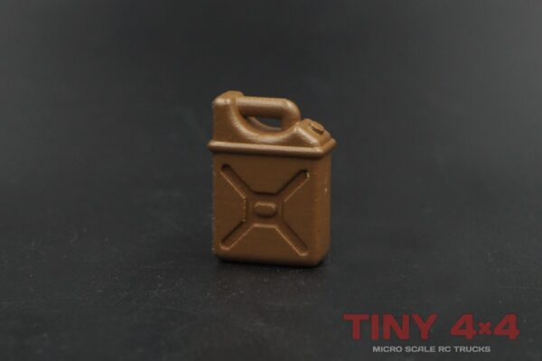Jerry Cans for 1/32 and 1/24 Micro RCs