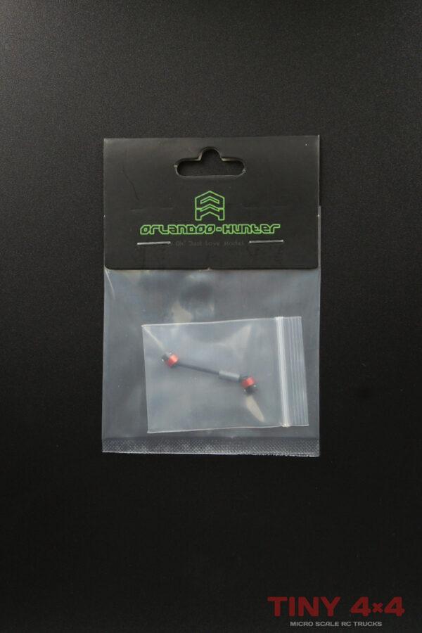 MD3-375 Ultrafine Single Metal Drive Shafts for Orlandoo Hunter