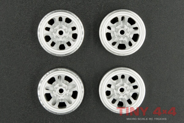 Geko24 Alloy Beadlock GK-10P18S Wheels