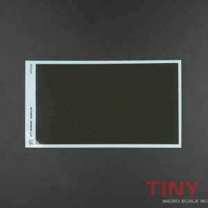 1/32 Carbon Fiber Pattern Decals for Orlandoo Hunter