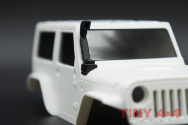 Small Resin Snorkel for Orlandoo Hunter Jeep