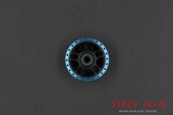 10 Spokes Single Alloy Wheel